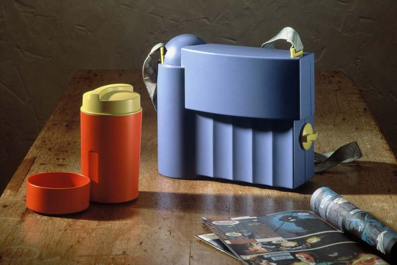 Snap Together Lunchbox with thermos